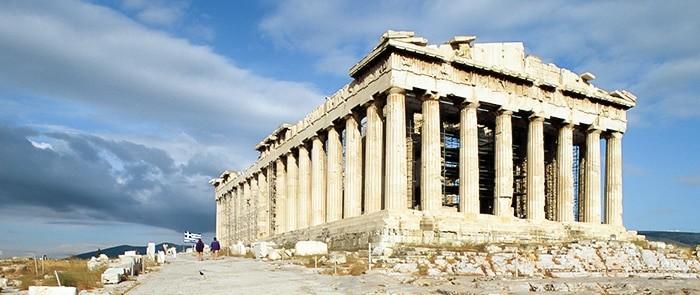 Евтини полети до Атина