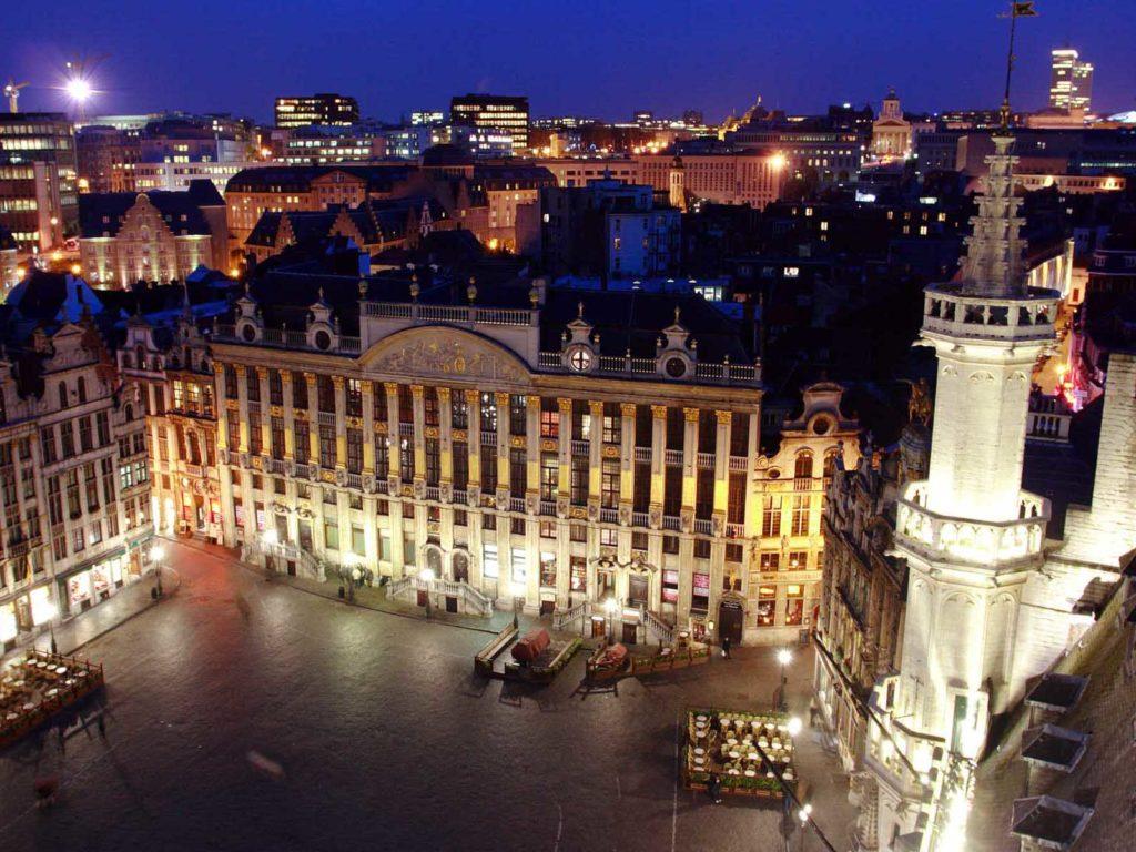 Научете повече за Брюксел тук!