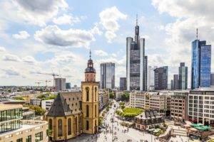 Евтини самолетни билети до Франкфурт