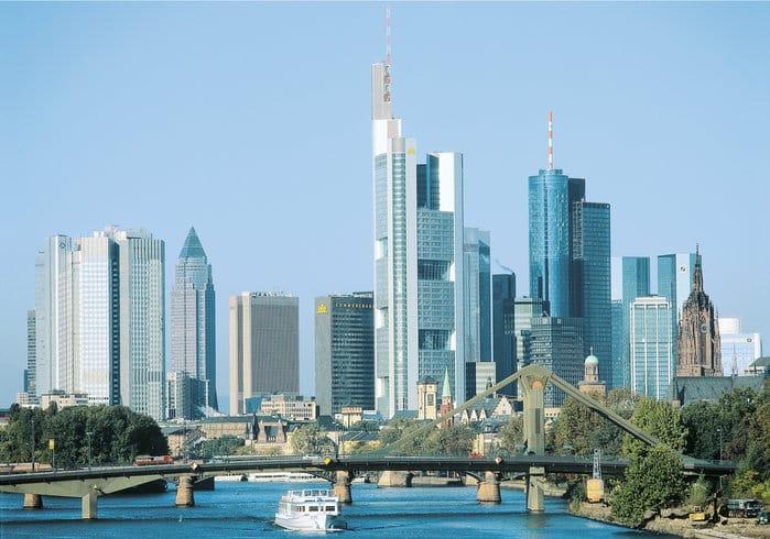 Евтини полети Франкфурт