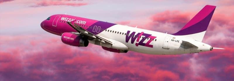 Евтини самолетни билети на Визейр Wizz Air)