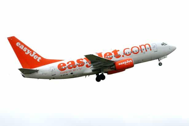 Евтини самолетни билети на Изиджет (Еasyjet)