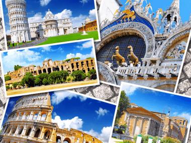 Самолетни билети до Италия