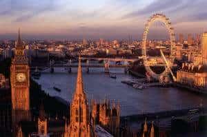 Евтини полети до Лондон