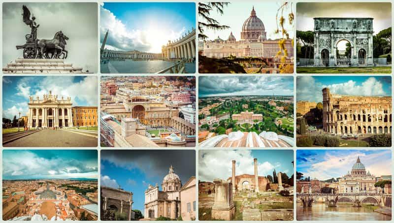Евтини полети до Рим