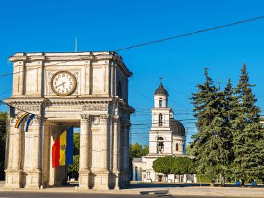 Евтини самолетни билети до Кишинев